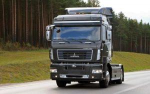 МАЗ-5440: технические характеристики