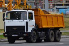 МАЗ-5516 Технические характеристики