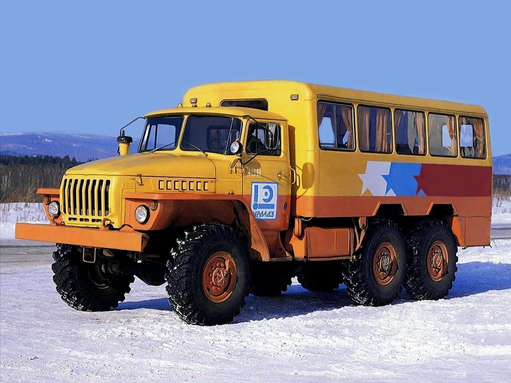 Отзывы водителей автомобилей «Урал-4320»