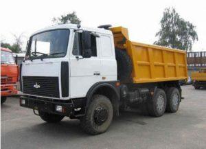 Отзывы водителей и владельцев «МАЗ-5516»