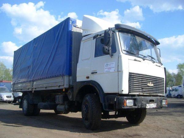 Стоимость «МАЗ-5336»