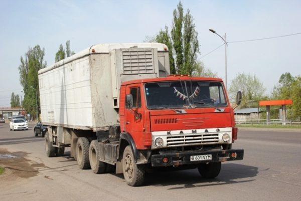 Технические характеристики КамАЗ-5410