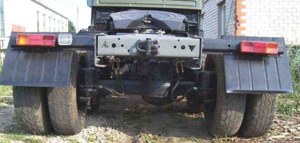 Тормозная система КамАЗ-5410