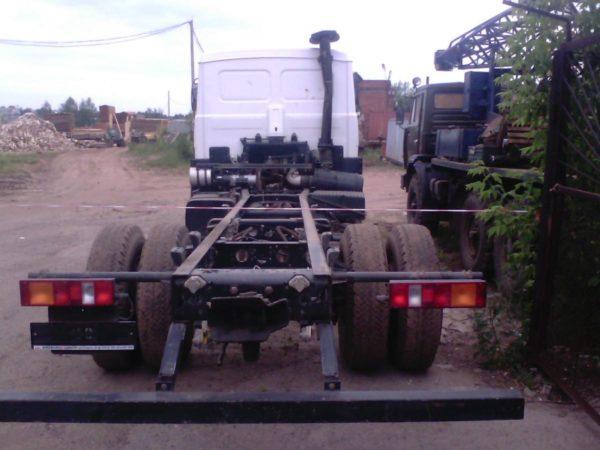 Трансмиссия грузовика
