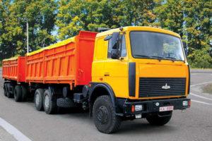 Трансмиссия «МАЗ-5516»