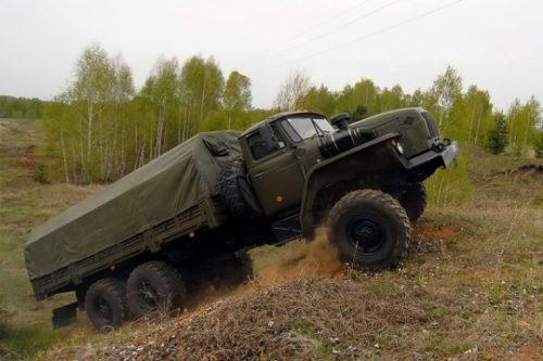 Трансмиссия «Урал-4320»
