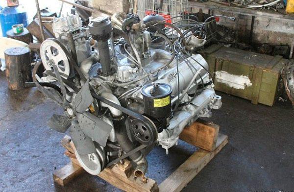 Двигатель «ЗИЛ-433362»