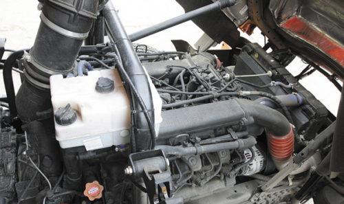 Двигатели «КамАЗ-6520»
