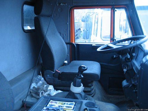 Кабина «КамАЗ-6520»