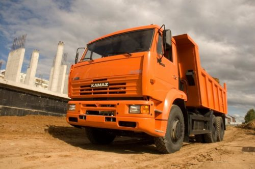 Об истории модели «КамАЗ-6520»