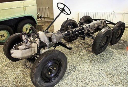 Обзор серии «Татра-815» и основные особенности машин