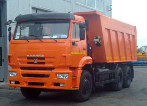 Отзывы о «КамАЗ-6520»