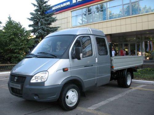 Стоимость «ГАЗ-330232»