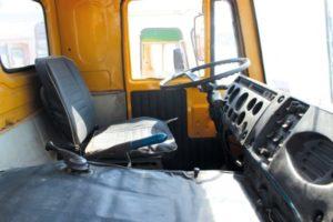 Цена подержанного грузовика «КАЗ-4540»