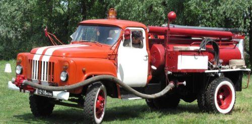 Двигатель «ГАЗ-52» (2)