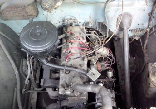 Двигатель «ГАЗ-52»