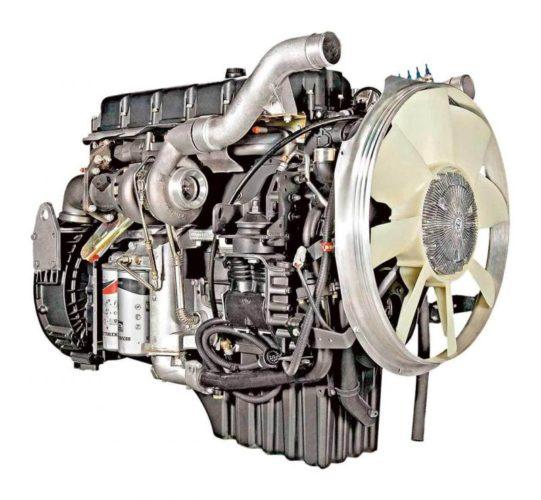 Двигатель «Урал-6370»