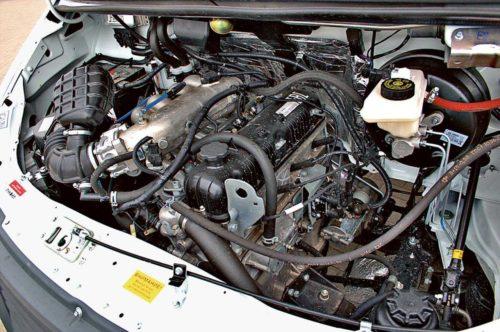 Двигатели ГАЗ-2752 «Соболь»