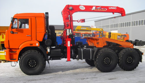 Двигатели «КамАЗ-44108»