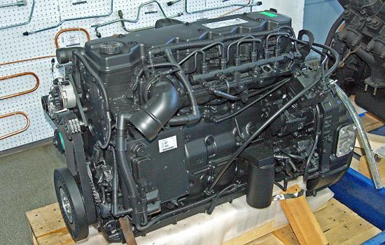 Двигатели «КамАЗ-45143»-01