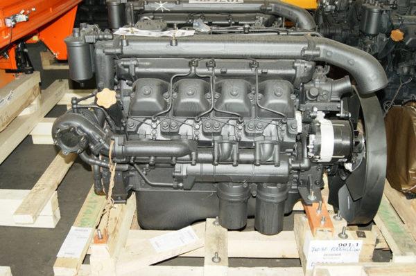 Двигатели «КамАЗ-45143»