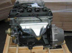 Двигатели микроавтобусов «ГАЗ-322132»