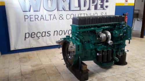Двигатели «Вольво FH12»