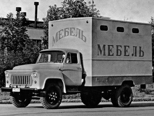 История создания «ГАЗ-52»01