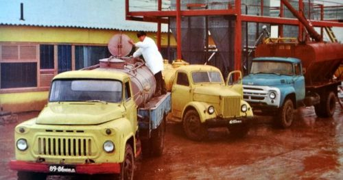 История создания «ГАЗ-52»02