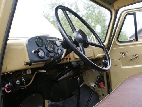 Кабина «ГАЗ-52»