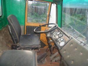 Кабина «КАЗ-4540»