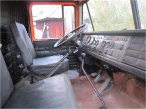 Кабина «КрАЗ-257»