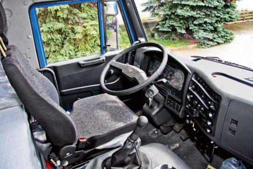 Кабина седельного тягача «КамАЗ-44108»