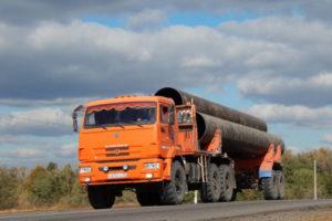 «КамАЗ-44108» после рестайлинга 2009-2010 годов: тот же, но как новый-01