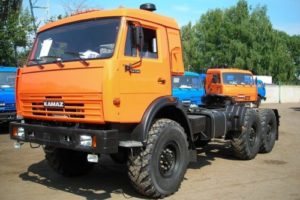 КамАЗ-44108 технические характеристики