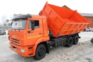 КамАЗ-45143: технические характеристики