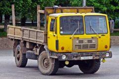 КАЗ-4540: технические характеристики
