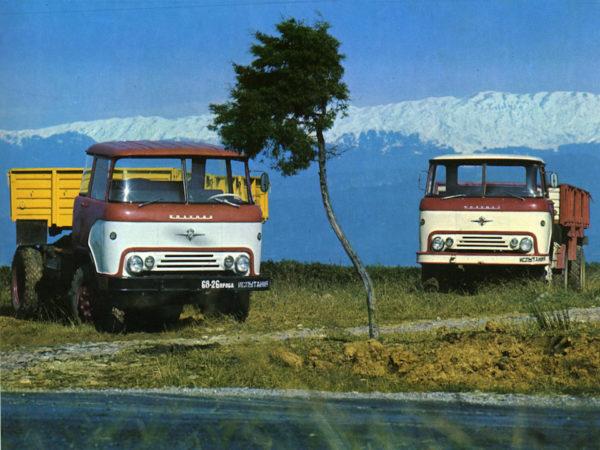 Легенда о грузинском автопроме