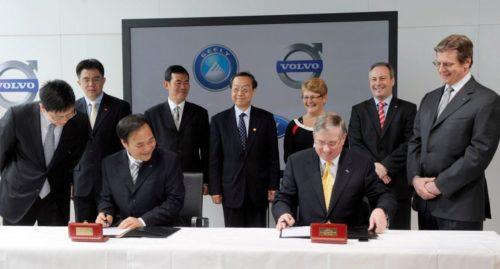 О компании «Volvo» и её основном отделении – «VolvoTruck»-01