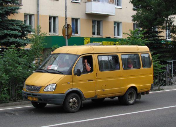 Об истории модели «ГАЗ-322132»-02