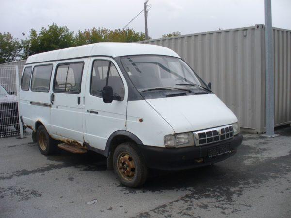 Об истории модели «ГАЗ-322132»