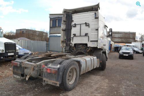 Особенности устройства грузовиков «Вольво FH12»