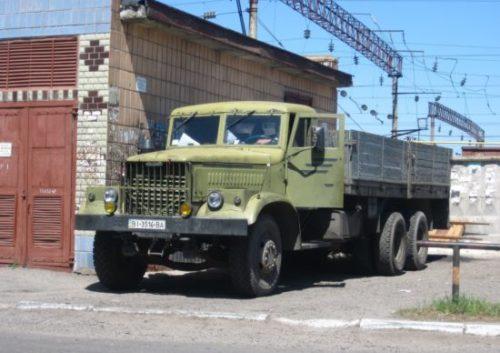 Отзывы о «КрАЗ-257»