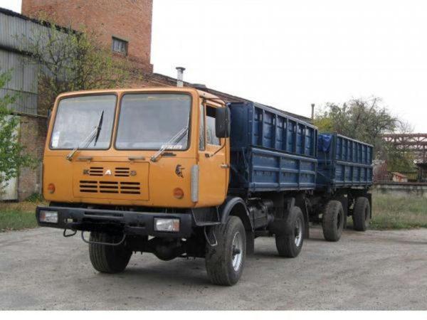 Отзывы профессионалов о «КАЗ-4540»