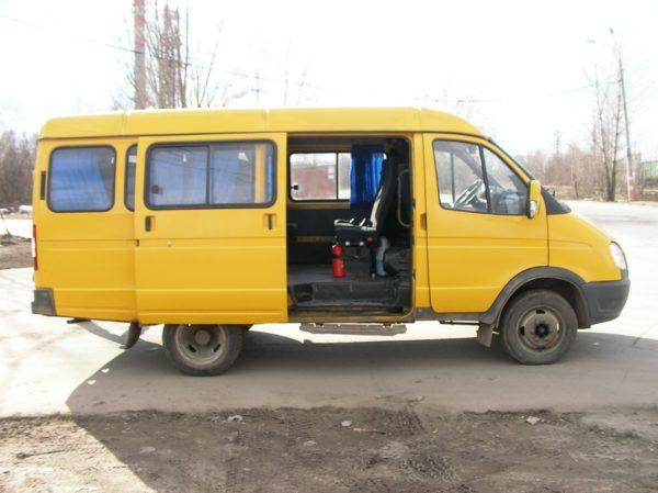 Отзывы владельцев «ГАЗ-322132»-01