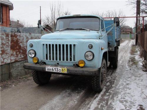 Стоимость «ГАЗ-52»