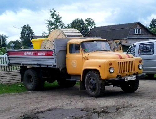 Технические характеристики «ГАЗ-52» в цифрах