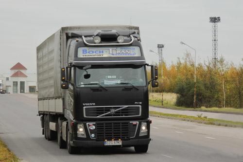 Трансмиссия «Volvo FH12»