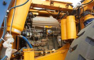 Двигатель «БелАЗ-7555В»-01