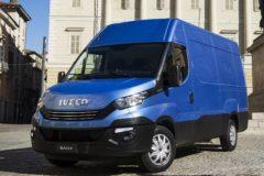 Iveco Daily: Технические характеристики